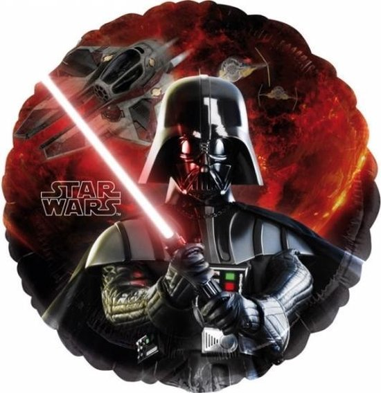 Star Wars folie ballon 43 cm