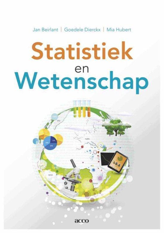 Statistiek en wetenschap - Mia Hubert |
