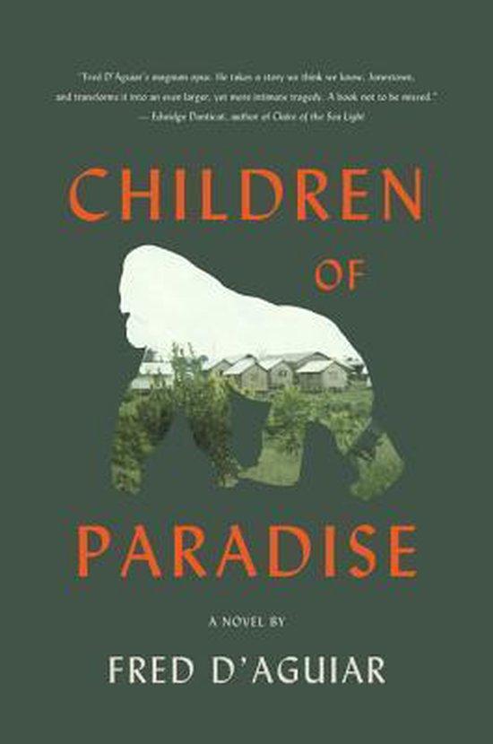 Boek cover Children of Paradise van Fred DAguiar (Paperback)