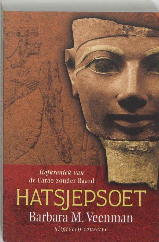 Cover van het boek 'Hatsjepsoet' van Barbara M. Veenman