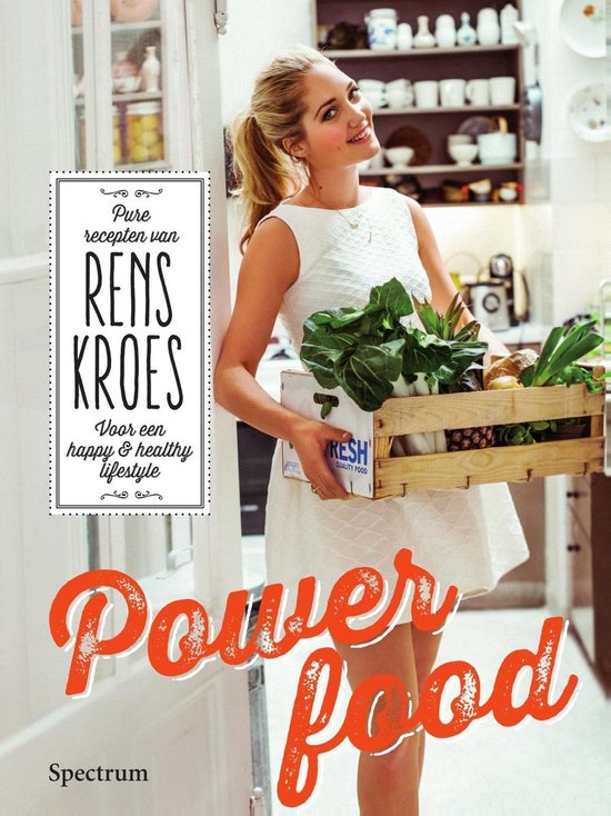 Powerfood - Rens Kroes |
