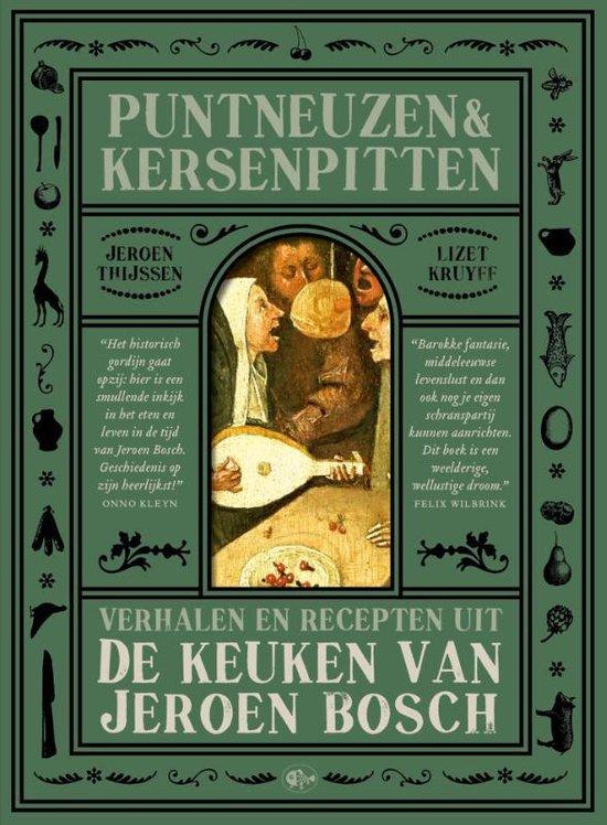 Puntneuzen en kersenpitten - Jeroen Thijssen |