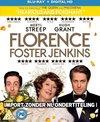 Florence Foster Jenkins [Blu-ray] (import)