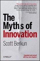 Boek cover The Myths of Innovation van Scott Berkun
