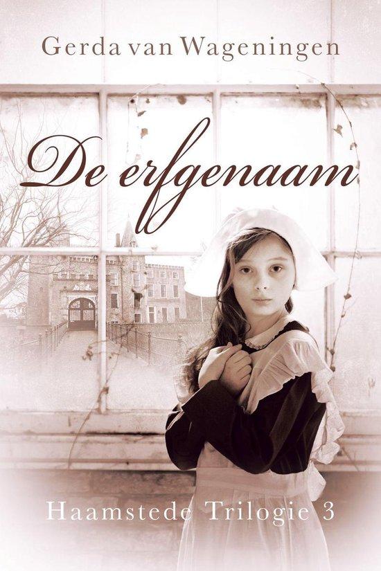 Cover van het boek 'De erfgenaam' van Gerda van Wageningen