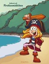 Malbuch Mit Piratenm dchen 1