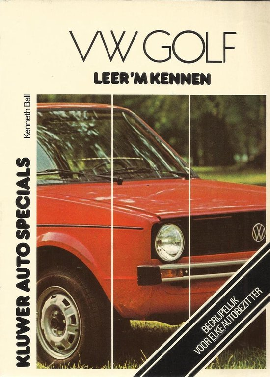 Volkswagen golf - K. Ball |
