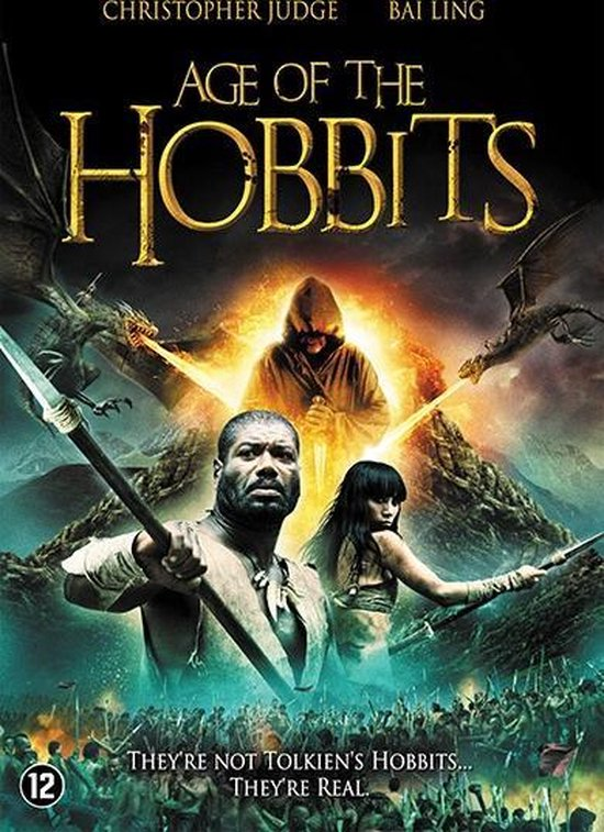 Cover van de film 'Age Of The Hobbits'