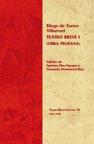 Teatro breve, I. (Obra profana.) Epicteto Díaz Navarro; Fernando Doménech Rico (