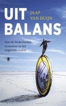 Boek cover Uit balans van Jaap van Duijn