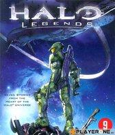 Blu Ray - Halo Legends : Blu Ray