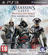 Assassins Creed - The American Saga - PS3