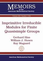 Imprimitive Irreducible Modules for Finite Quasisimple Groups