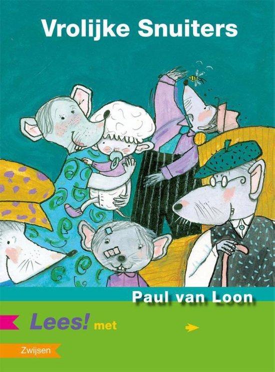 Lees! - Vrolijke Snuiters - Paul van Loon |