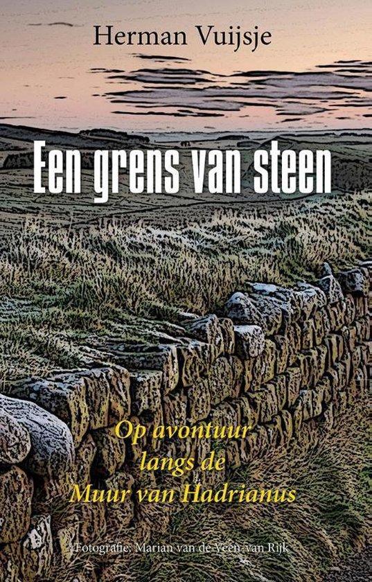 Een grens van steen - Herman Vuijsje |