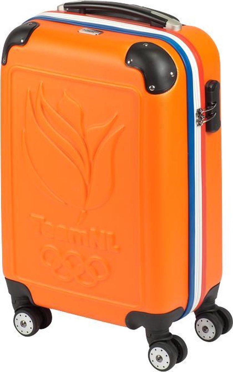 Princess Traveller Tokyo - Handbagage Koffer - 55 cm - Oranje