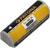 PATONA Battery for Canon NB-9L Digital IXUS 1000 1000HS 1100HS