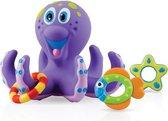 Nûby - Badspeelgoed - Drijvende Octopus - 18m+