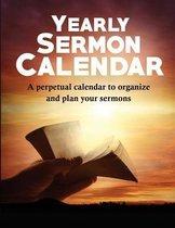 Yearly Sermon Calendar