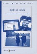 Politiewetenschap 54 - Poltie en publiek