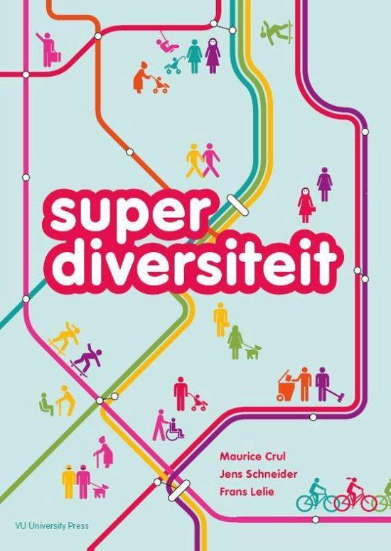 Superdiversiteit - Maurice Crul | Readingchampions.org.uk