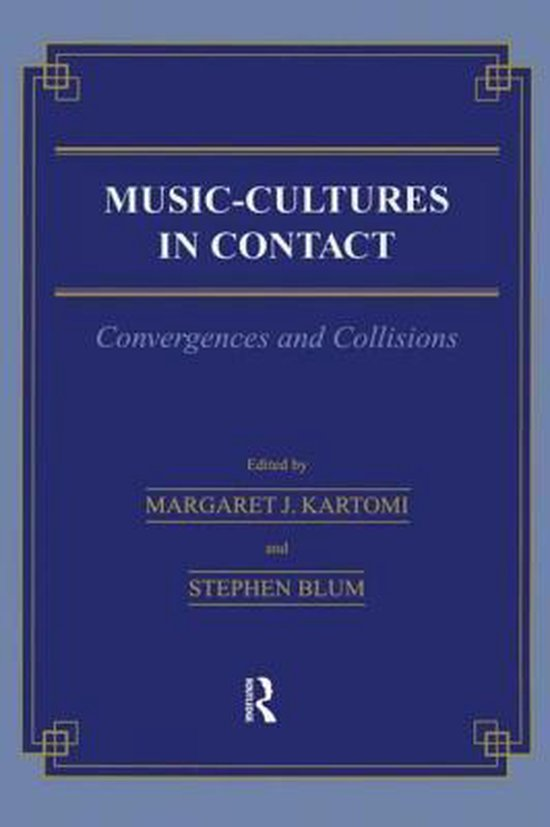 Music \\= Cultures in Contact