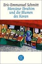 Boek cover Monsieur Ibrahim und die Blumen des Koran van Eric-Emmanuel Schmitt