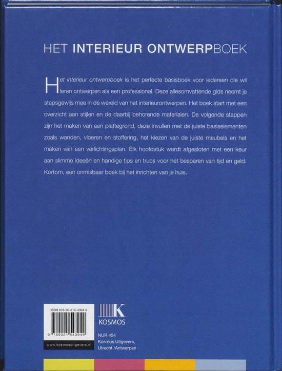 Het Interieur Ontwerpboek - Jenny Hastie