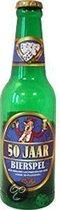 XXL bierfles met spel 50 jaar