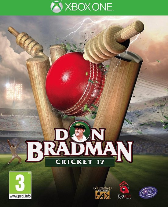 Don Bradman Cricket 17 Xbox One