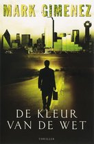 Boek cover De Kleur Van De Wet van M. Gimenez