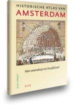 Historische atlas van Amsterdam