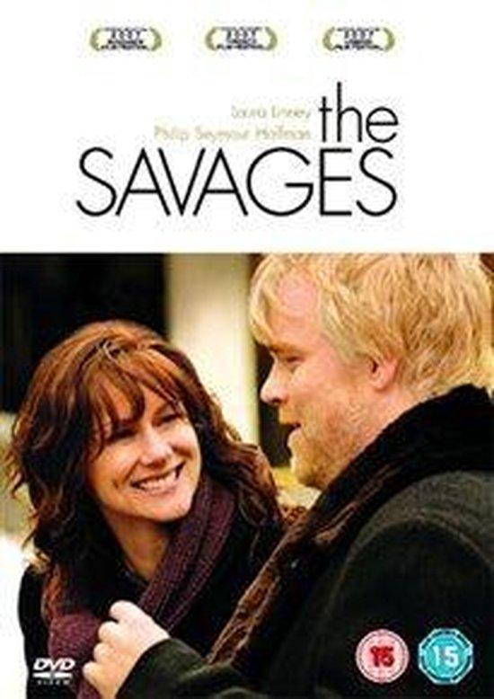 Cover van de film 'The Savages'