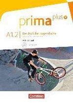 Prima plus A1-Band 2: Deutsch für Jugendliche Arbeitsbuch + CD-ROM