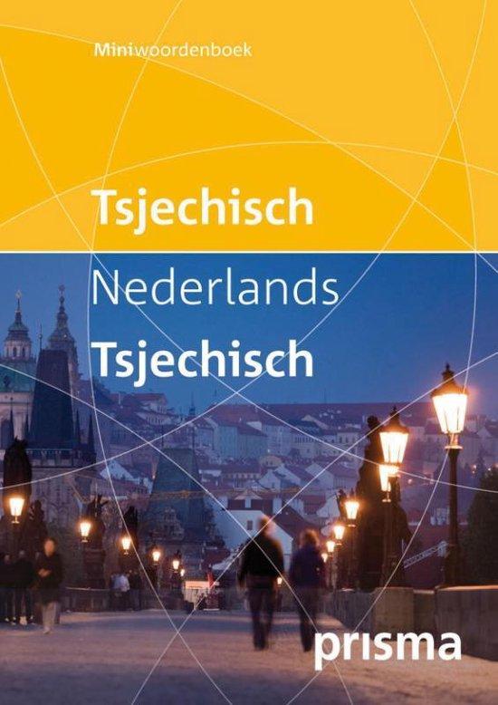 Prisma miniwoordenboek Tsjechisch-Nederlands Nederlands- Tsjechisch - Prisma Redactie  