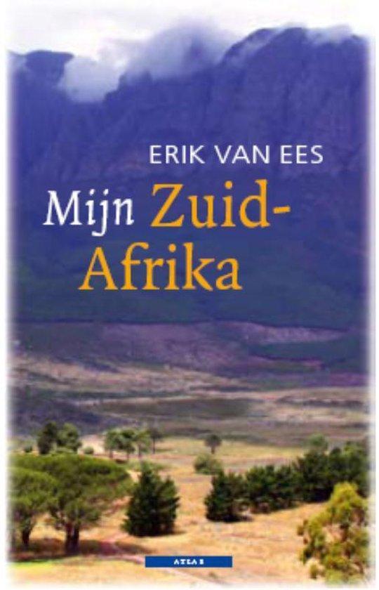 Cover van het boek 'Mijn Zuid-Afrka'
