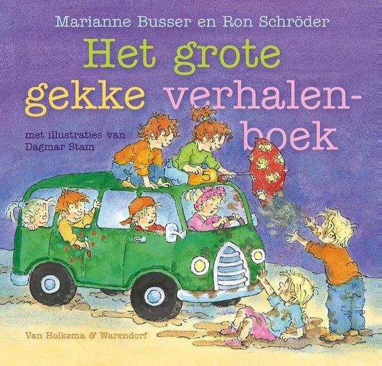 Het grote gekke verhalenboek - Marianne Busser pdf epub