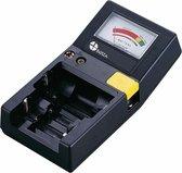 Benza - batterijtester voor 5 soorten batterijen