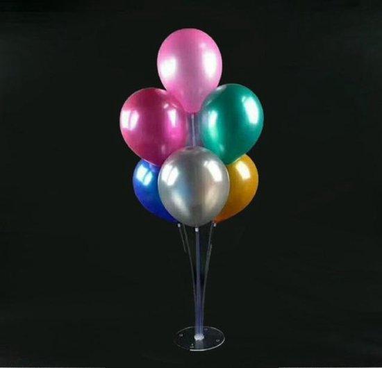2 stuks Ballonstandaard voor max 7 ballonnen