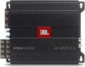 JBL Stage A6004 AUTOVERSTERKER 4X 60 WATT