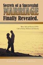 Boek cover Secrets of a Successful Marriage Finally Revealed. van Fresnel Samson Carena (Onbekend)