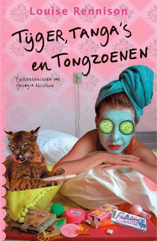 Tijger, Tanga's En Tongzoenen - Louise Rennison pdf epub