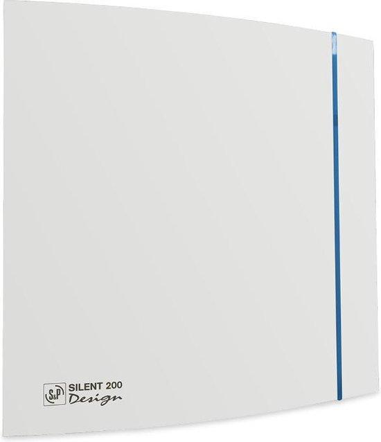 Soler & Palau Silent badkamerventilator Design 200crz