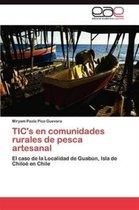 Tic's En Comunidades Rurales de Pesca Artesanal