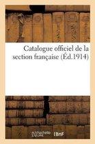 Catalogue officiel de la section francaise