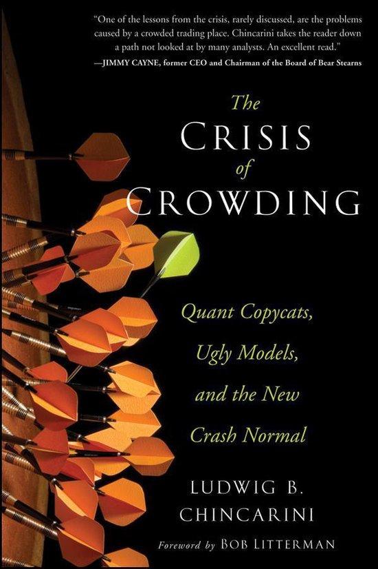 Boek cover The Crisis of Crowding van Ludwig B. Chincarini (Onbekend)