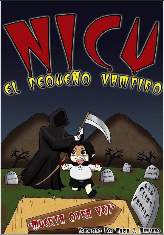 Nicu - el pequeño vampiro: muerta otra vez