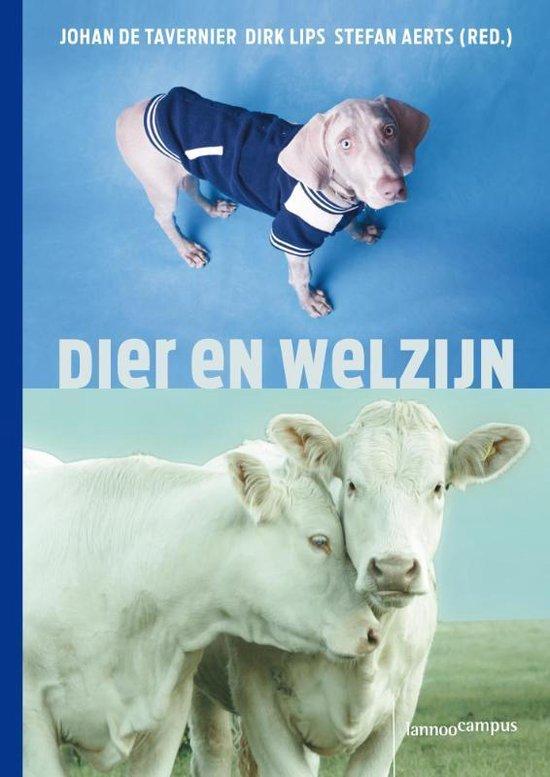 Dier En Welzijn - Johan De Tavernier |
