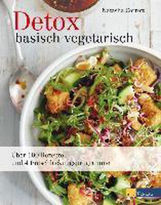 Boek cover Detox basisch vegetarisch van Corrett, Natasha (Hardcover)