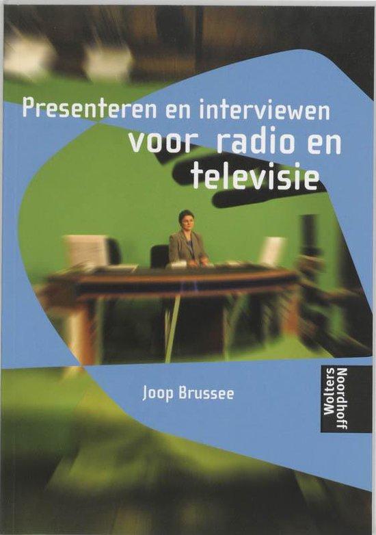 Presenteren En Interviewen - J. Brussee   Readingchampions.org.uk